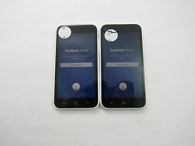 Lot of 2 HTC First PM33100 AT&T Check IMEI 1418