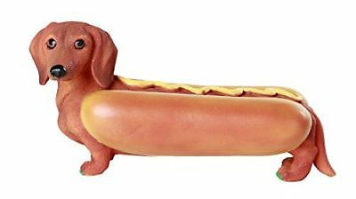 "Egift ""Adorable Hot Dog"" Doxy Wiener Dog Dachshund Figurine Collection"