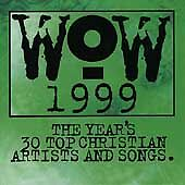 WOW 1999 The Year's 30 Top Christian Songs by Various Artists 2 CD Set BRAND NEW
