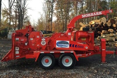 Morbark Hurricane 2400XL w/only 870 Original Hours!!! (#2419)