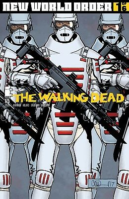 The Walking Dead #175 - 1St Print - Image - Bagged And Boarded. Free Uk P+P