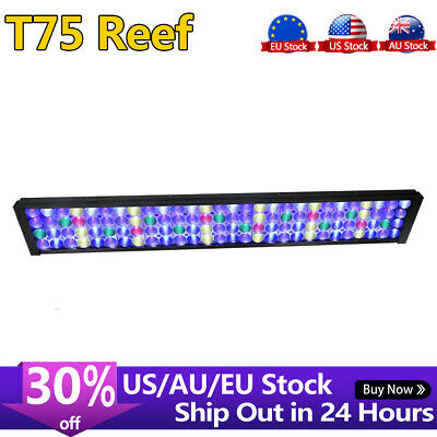 "New DSunY led aquarium light 36"" 3' Coral Reef SPS/LPS Marine Fish Tank Lighting"