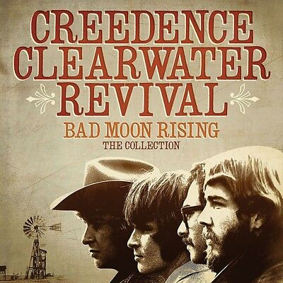 Creedence Clearwater Revival - Bad Moon Rising: The Collection  Cd New+