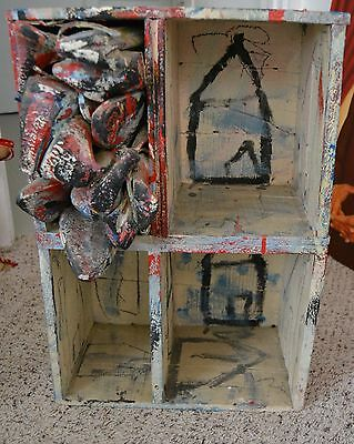 TYREE GUYTON Sculpture African American Art Detroit Cass Art Heidelberg estate