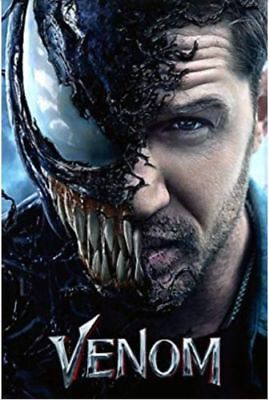 """venom"" Dvd,2018) Factory Sealed Brand New Dvd Pre Sell Free Shipping 12/18"