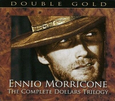 Complete Dollars Trilogy 2 Cd New! Morricone,Ennio