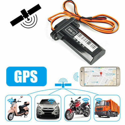 Mini Waterproof GSM GPS Tracker Locator for Car Motorcycle Vehicle Smart Alarm