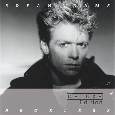 Bryan Adams - Reckless (30Th Anniversary 2 Cd Deluxe,remaster) 2 Cd New!
