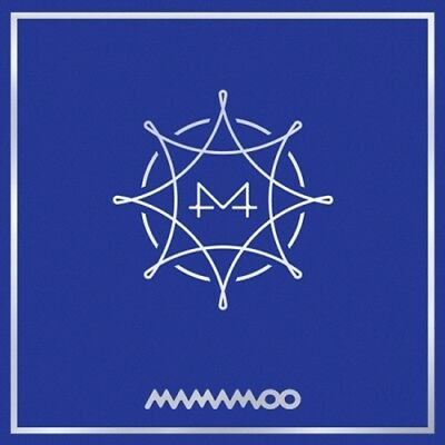 Mamamoo - [Blue;s] 8th Mini Album CD+Poster+Booklet+PhotoCard+Gift K-POP Sealed