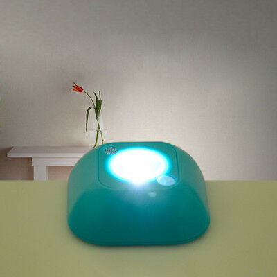 Motion Sensor Infrared Induction LED Night Light Lamp Wireless Battery Operated