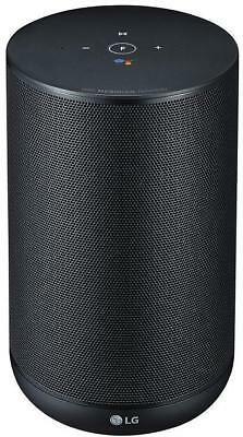 LG WK7 ThinQ Speaker, with MERIDIAN Technology, High Resolution Audio, ThinQ AI