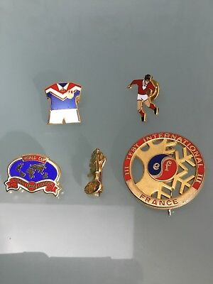 Rugby Badges