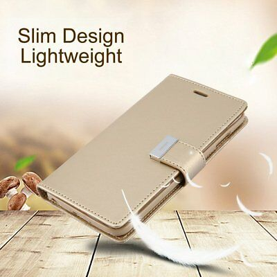 Ultra Slim Mobile Phone Case with Card Slots PU leather for iPhone 6 Plus KN