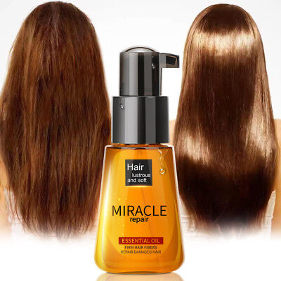 Morocco Argan Oil Hair Essential Oil Multi-functional Hair Care Pure Anti Dry Ro