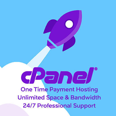 Unlimited cPanel hosting $6 for 1 Month