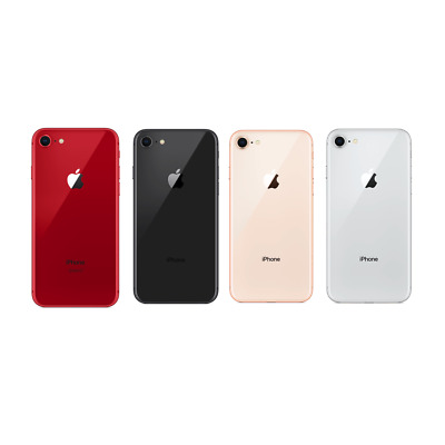 Apple iPhone 8 - 256GB - (Factory GSM Unlocked; AT&T / T-Mobile) Smartphone