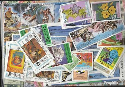 Libya 50 different stamps
