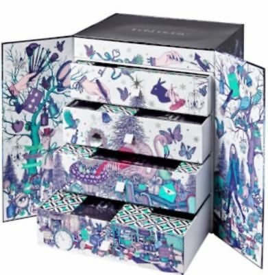 Look Fantastic Beauty in Wonderland Advent Calendar (Worth Over £300) NEW