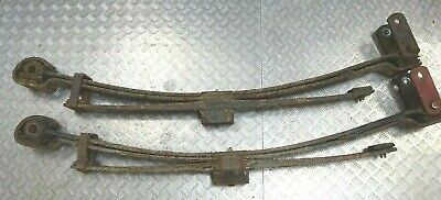 Mercedes 814, 817 LK (1984-1993) Front Leaf Spring (3100kg axle Weight per Pair)