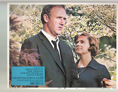 I Never Sang For My Father-Estelle Parsons-Gene Hackman-11x14-Color-Lobby Card