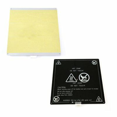 3D Printer Heatbed Magnetic Sticker Heat Bed Hot Plate Aluminum Heatbed ZJ