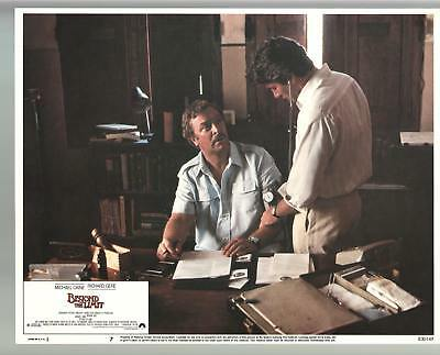 Beyond The Limit-Michael Caine-Richard Gere-Color-Lobby Card-11x14-FN