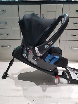 Britax Romer BABY-SAFE Car Seat Group 0-13Kg Isofix Click and Go Compatible