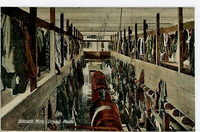 DOLCOATH MINE drying house CORNWALL-RP-a17-88