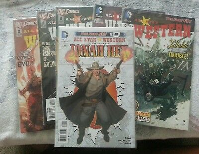 Jonah Hex (25) comic book lot from DC comics and the new 52 reboot