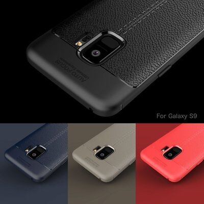 For Samsung Galaxy S9/S9 plus Case Genuine Shockproof TPU Cover Heavy Duty ZS