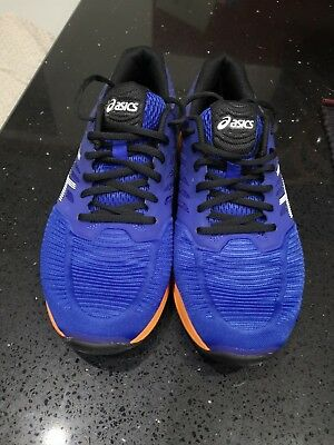 Mens asics fuze x gel running shoes size 8