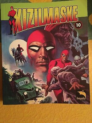 Phantom Lee Falk Turkish Comic 304 Pages Kizilmaske