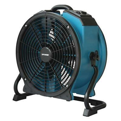 Xpower X-47Atr Variable Speed Sealed Motor Axial Air Mover