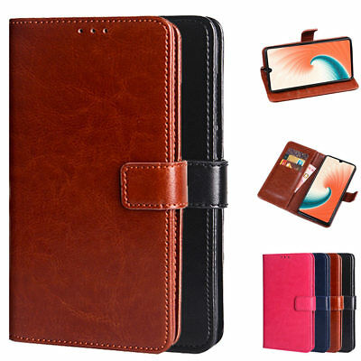 Dooqi Luxury PU Leather Wallet Card Flip Stand Cover Case For Huawei Mate 20