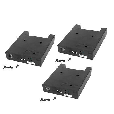 3x 3.5'' Floppy Disk Drive to USB Simulation 1.44MB For Roland G800 E68 E96