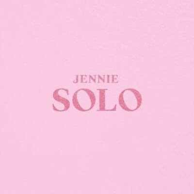 BLACKPINK Jennie [Solo] 1st Solo Album CD+Poster+PhotoBook+ Postcard+Card CA