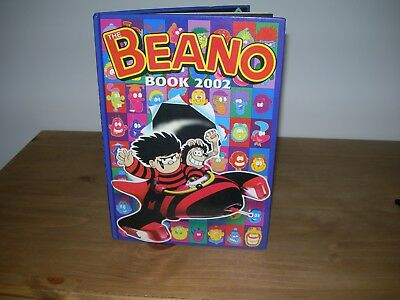 The Beano Book 2002 Annual | GOOD Condition | Price UNCLIPPED