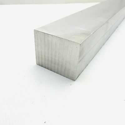 "2.5"" x 3"" Aluminum 6061 FLAT BAR 15.375"" Long new mill stock sku L399*"