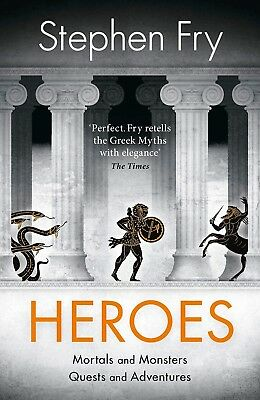 Heroes by Stephen Fry (New Paperback Book, 2018)