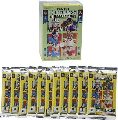 2018-19 Contenders Football Sealed 11 Pack Fanatics Exclusive Blaster Box
