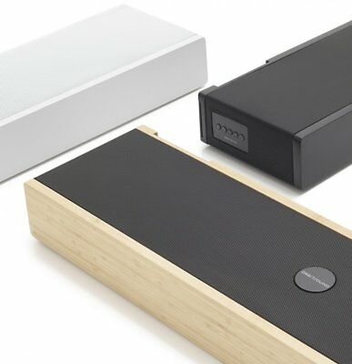 Orbitsound ONE P70W Bluetooth Sound Bar Wired/Wireless Bamboo/Black/White