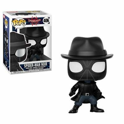 Funko POP! Into The Spider-Verse: Spider-Man Noir - Stylized Vinyl Figure 406