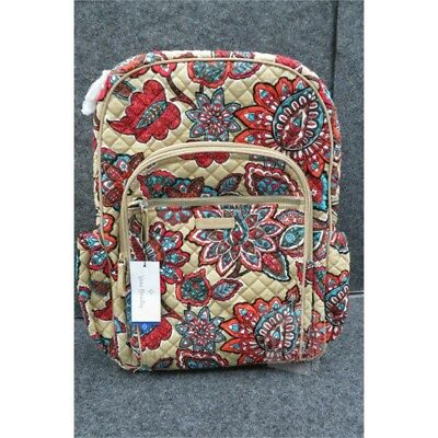 e4ddefed59 VERA BRADLEY WOMENS  108.00 Iconic Campus Backpack