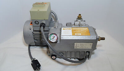 Busch RB0021-B001-1111 3-Phase Rotary Vane Vacuum Pump - Fully Tested & Working