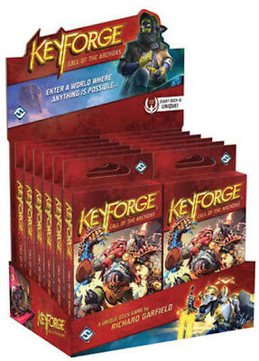 KeyForge Call of the Archons Archon Deck Display (12 ct.) BACKORDER Free Ship