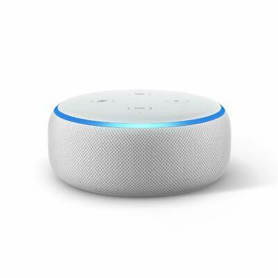 Amazon Echo Dot (3rd Gen) Smart Speaker - Sandstone Brand NEW Sealed