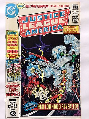 DC Comics 1981 JUSTICE LEAGUE of AMERICA Issue 193 **Free UK Postage**