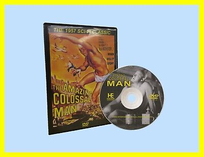 The Amazing Colossal Man DVD
