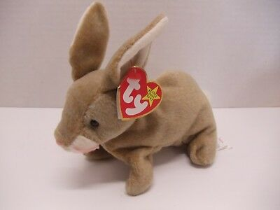 Ty Beanie Babies: Nibbly the Bunny Rabbit