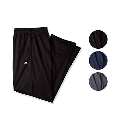 Russell Athletic Mens Big and Tall Solid Dri-Power Jogging Pant Moisture Wicking